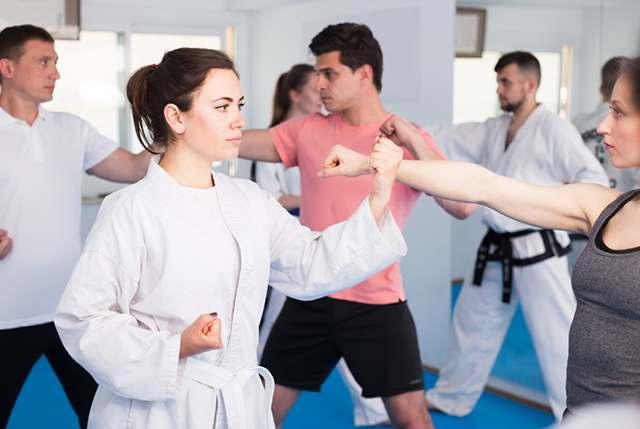 Noexperienceneeded, Championship Martial Arts- Conway FL