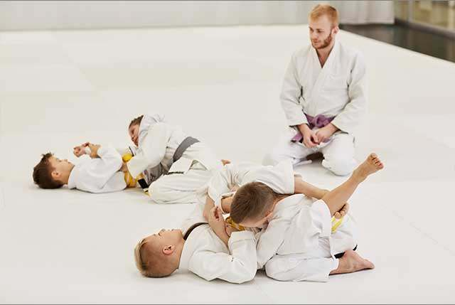 Kidsbjj5, Championship Martial Arts- Conway FL