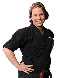 Michelle Mobley, Championship Martial Arts- Conway FL